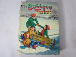 The Bobbsey Twins Merry Days Inside and Out Book Whitman 1950 HC Laura L... - $9.89