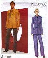 Vogue Pattern 2463 American Designer Bill Blass Womens Jacket & Pants Si... - $17.15