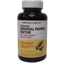 Original Papaya Enzyme, 250 Tabs by American Health - $7.71