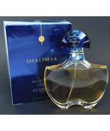 Guerlain Shalimar 1.7 oz Eau De Toilette Spray Paris 95% Full - $24.70