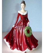 Royal Doulton MISTLETOE And WINE Christmas Songs #5701 New In Box - $98.90