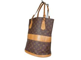 Auth LOUIS VUITTON Vintage Bucket Monogram Tote Bag Shoulder Bag Purse LS2368 - $259.00