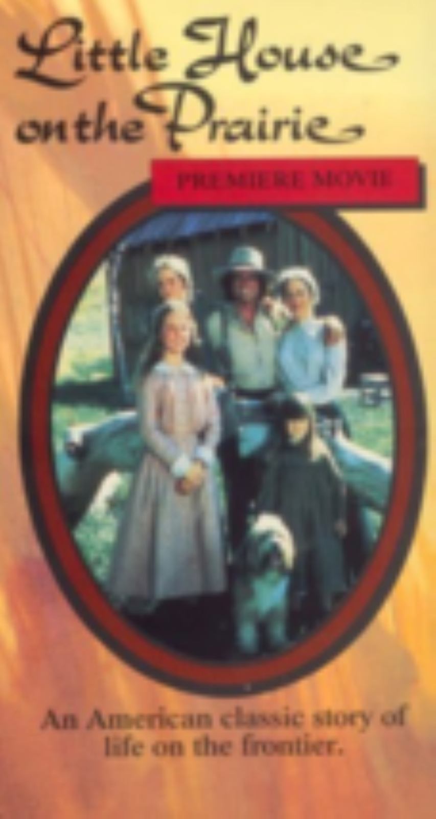 Little House on the Prairie:Premiere Vhs