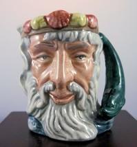 """Royal Doulton Mini Character Jug """"Neptune"""" D6555 - $17.09"""