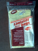 Sears Micro-liner Kenmore Canister Vacuum Cleaner Bags #50558 - $7.88