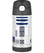 R2D2-Star-wars-thermos-collectible-hot-cold-water-bottle-vacuum-insulate... - $24.64