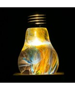 EP LIGHT Bulb Table Lamps Cosmos Effect LED 3D Lighting Firework Mood Am... - $33.77+