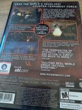 Sony PS2 Tom Clancy's Rainbow Six 3 image 4