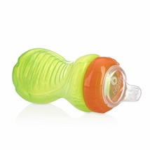Nuby No-Spill Easy Grip Cup, 10 Ounce, Green  1 Pack - $9.49