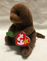 TY BEANIE BABY SEAWEED BIRTH DATE 3/19/1996, P.V.C. STYLE 4080 - NEW OLD... - $9.99