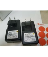 Lot of 2 Nielsen GEN2 Beacon Model DA114 1000-1203-00-RF Wall Plug In - $28.50