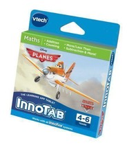 Vtech Innotab Software Disney Pixar Planes - Game Cartridge - New - $33.52
