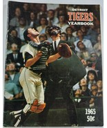 Detroit Tigers Yearbook 1965 - $39.92