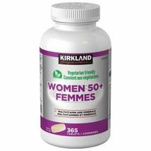 Kirkland Signature Women 50+ Multivitamin,365 Tablets FRESH FROM CANADA - $28.70