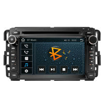 DVD Navigation Touchscreen Multimedia Radio for 2009 GMC Yukon image 4
