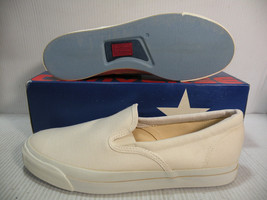 """CONVERSE JACK PURCELL SLIP-ON VINTAGE """"MADE IN USA"""" MEN SHOES SIZE 12 *4... - $494.99"""