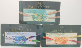 Faber-Castell Artist Pencils Your Choice - Pastel , Polychromos or Watercolor - $19.90+