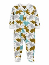 Child of Mine by Carter's Toddler Boys' Dino Pajamas Size 2T (LOC TUB-85) - $12.19