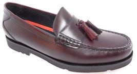 Rockport Daily Ritual Tassel Men's Burgundy Leather Loafer, V82326 - $99.99