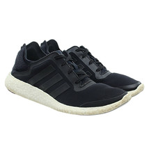 ADIDAS Pure Boost Womens Size 9 Black Athletic Running Shoes M22136 - $58.40