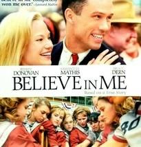 Believe In Me (Blu-ray Disc, 2012)  - $14.50