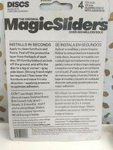 Square Magic Sliders Furniture Glide -As Seen On TV #4045,Magic Sliders-SEALED image 5