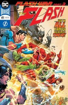 Flash #49 NM DC - $2.96