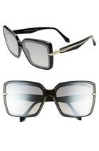 ROBERTO CAVALLI MONTEVARCHI RC1094 01C BLACK/GOLD SUNGLASSES NEW AUTHENTIC - $215.00