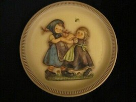 """1980 HUMMEL Anniversary collector plate SPRING DANCE 10"""" 2nd edition GOEBEL - $119.00"""