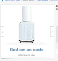 Essie Lacquer Nail Polish Find Me An Oasis #760 New and unopened - $9.89