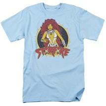 Firestar T-shirt DC Comics Teen Titans retro Super Hero Girls graphic tee shirt image 1