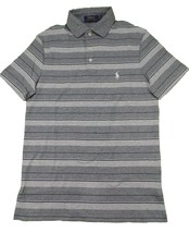 Polo Ralph Lauren Men's Pony Logo Striped Interlock Polo Shirt S M L XL XXL - $56.06+