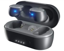 Skullcandy Sesh True Wireless In-Ear Earbuds Headphones, Black, Sweat Re... - $34.64