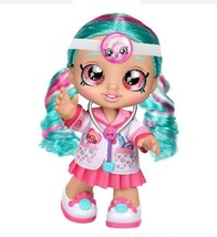 Kindi Kids Fun Time Friends 10 Inch Doll, Dr Cindy Pops with Stethoscope - $37.99