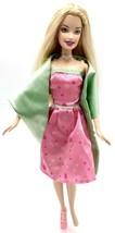 Barbie Doll 2004 Totally Spring Primavera Original Dress Green Shawl One... - $7.91