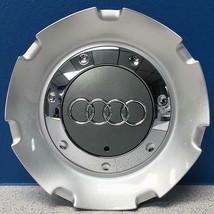 ONE 2007-2008 Audi S4 # 58810 18x8 14 Spoke Wheel Center Cap # 8E0601165NSRA NEW - $52.00