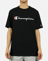 Champion Men's Heritage Tee New Authentic Black T1919G-549465 Bkc - $19.99