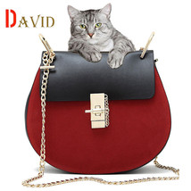 Shoulder Bags leather luxury famous Style high quality Handbags - $76.99+