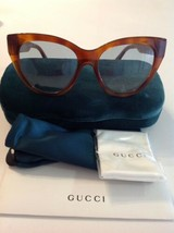 Gucci Havana Cat Eye Sunglasses - $251.52
