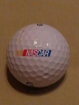 Nascar Logo Golf Ball Callaway Tour iS Auto Racing Emblem - $7.99