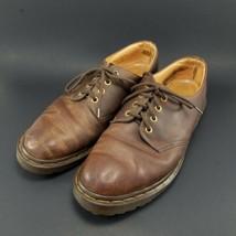 Vintage Dr. Martens 1561 Shoes Mens size-10 Brown Leather - $42.75