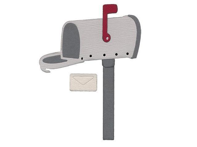 QuicKutz Mailbox Die #REV-0219-S