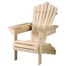 Beecham Swing Co. Poplar Wood Adirondack Chair,... - $223.19