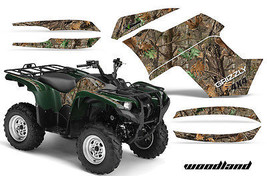 ATV Graphics Kit Quad Decal Wrap For Yamaha Grizzly 550 700 2007-2014 WOODLAND - $169.95