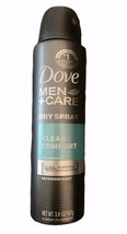 Dove Men+Care Dry Spray Antiperspirant Deodorant, Clean Comfort, 3.8 oz - $11.26