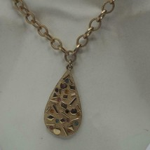 Vintage Sarah Coventry Necklace Pendant Costume Jewelry - $19.79