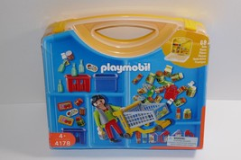 Playmobil Shopper Carrying Case #4178  - $34.64