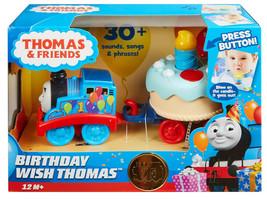 Thomas & Friends Birthday Wish Thomas - $14.84