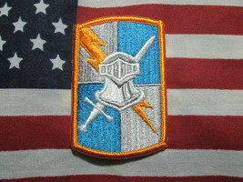 US ARMY 513TH MILITARY INTELLIGENCE BRIGADE COLOR SSI DRESS PATCH SSI M/E - $6.00