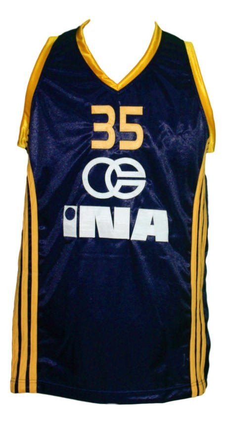 Dario saric  35 kk zagreb croatia basketball jersey black   1
